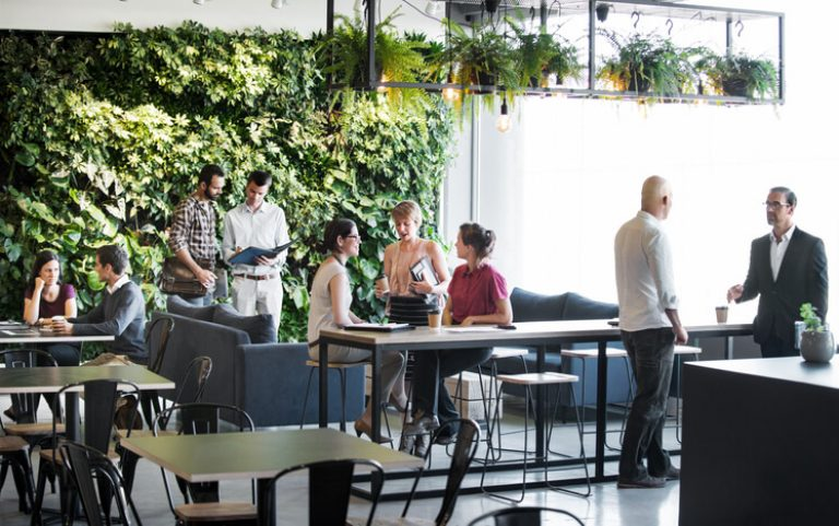 The Future of Workplace: Between the Second and Third Place