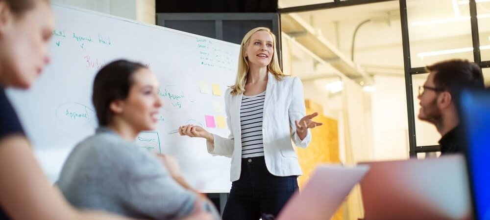 3 Ideas To Make Your Next Training Session More Engaging