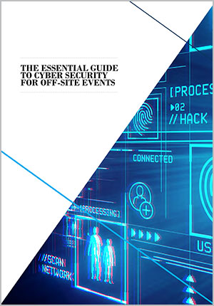To cyber security for offsite events